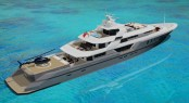 Ruea 75m Motor yacht � A Design Unlimited and BMT Nigel Gee Superyacht Design