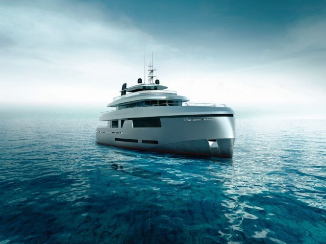 The Green Voyager Yacht by Kingship Marine