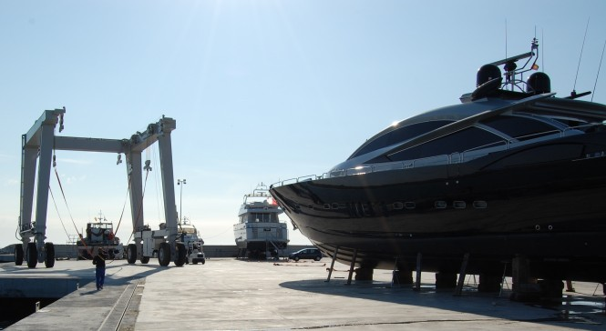 Vilanova Grand Marina  Barcelona: Technical area now fully operational
