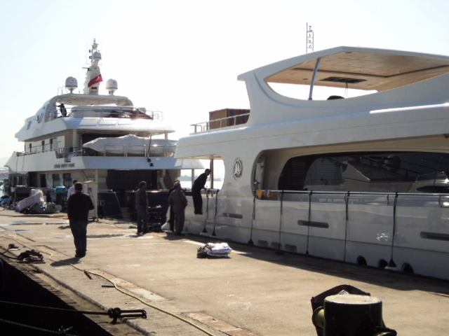 35m Motor Yacht M&M launched by Mengi-Yay