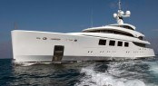 65 metre Benetti Yacht Nataly in 2011