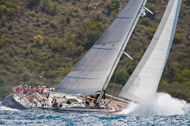 Antigua Sailing Week 2011 -  © PAUL WYETH pwpictures.com