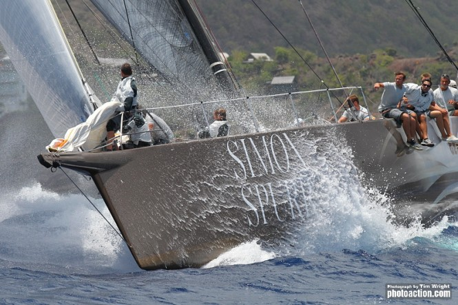 Antigua Sailing Week 2011 -  © Tim WrightAntigua Sailing Week 2011