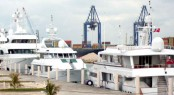 Bahamas Shipyard Docks
