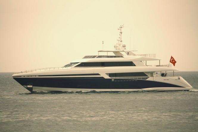 Bilgin 145 motoryacht Tatiana by Bilgin Yachts