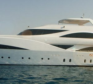 40m Luxury Red Sea Charter Yacht 'Seven Spices'