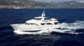 Fourth Moonen 97 Motor yacht Sistership: the third Moonen 97 Superyacht  Livia
