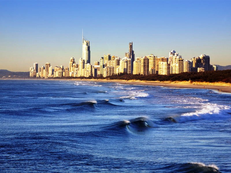 gold coast beaches australia. Gold Coast beach