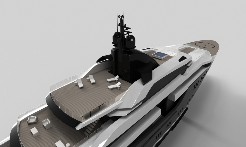 hot lab pa186 concept for oceanco 10 yacht charter superyacht news. Black Bedroom Furniture Sets. Home Design Ideas