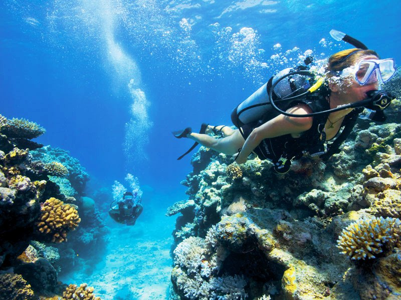 10 top scuba diving sites in asia editorial chain - Dive byron bay ...