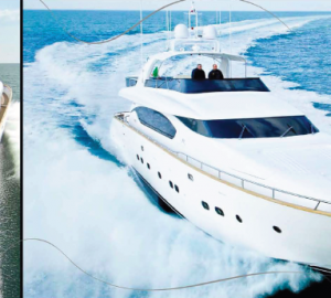 The Superyacht 'Michela' yacht a MAIORA 27 is Launched
