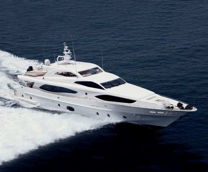 Majesty 121 Motor Yacht