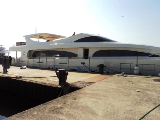 Motor Yacht M&M - a Mengi-Yay Superyacht