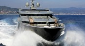 Motor Yacht Rahil's sistership - the 54m Mariotti Series yacht Sea Force One