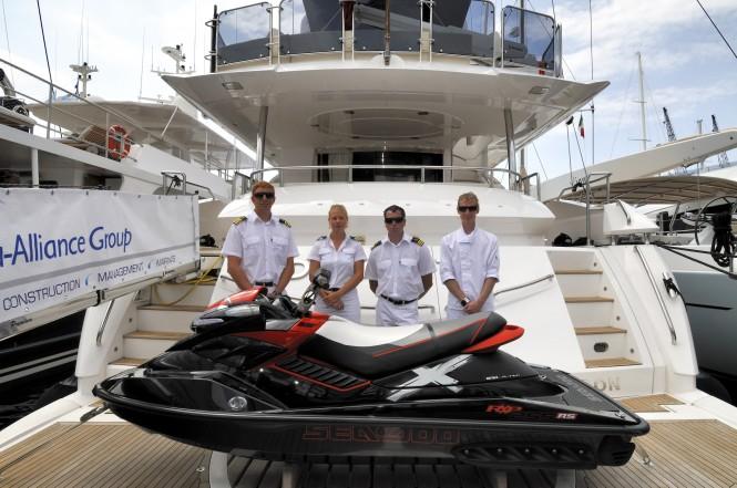 Superyacht Crew Luxury Yacht Charter Amp Superyacht News