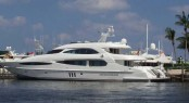 Motor yacht The World Is Not Enough � The World's fastest superyacht first to sign up for Lantics� software 2011 Suite