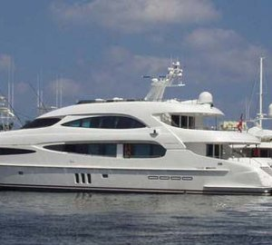 Motor yacht The World Is Not Enough – The World's fastest superyacht first to sign up for Lantics' software 2011 Suite