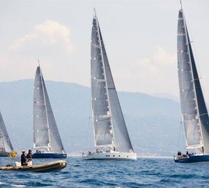 Nespresso Cup 2011 Day 2: Sailing yacht INDIO strengthens its position to claim trophy
