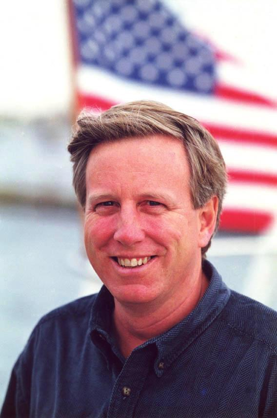 Naval Architect Bill Langan