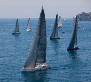 Nespresso Cup 2011: Victory for Sailing Yacht Indio and S/Y Ryokan 2 in Portofino