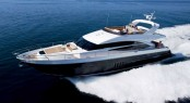 Princess 72 motor yacht by Princess yachts