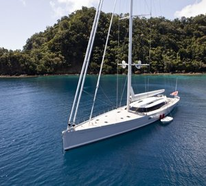 Sailing yacht Zefira wins 'Sailing yacht of the Year' at 2011 World Superyacht Awards