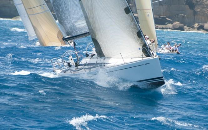 Swan Sailing Yacht Arethusa Wins Swan Caribbean Challenge