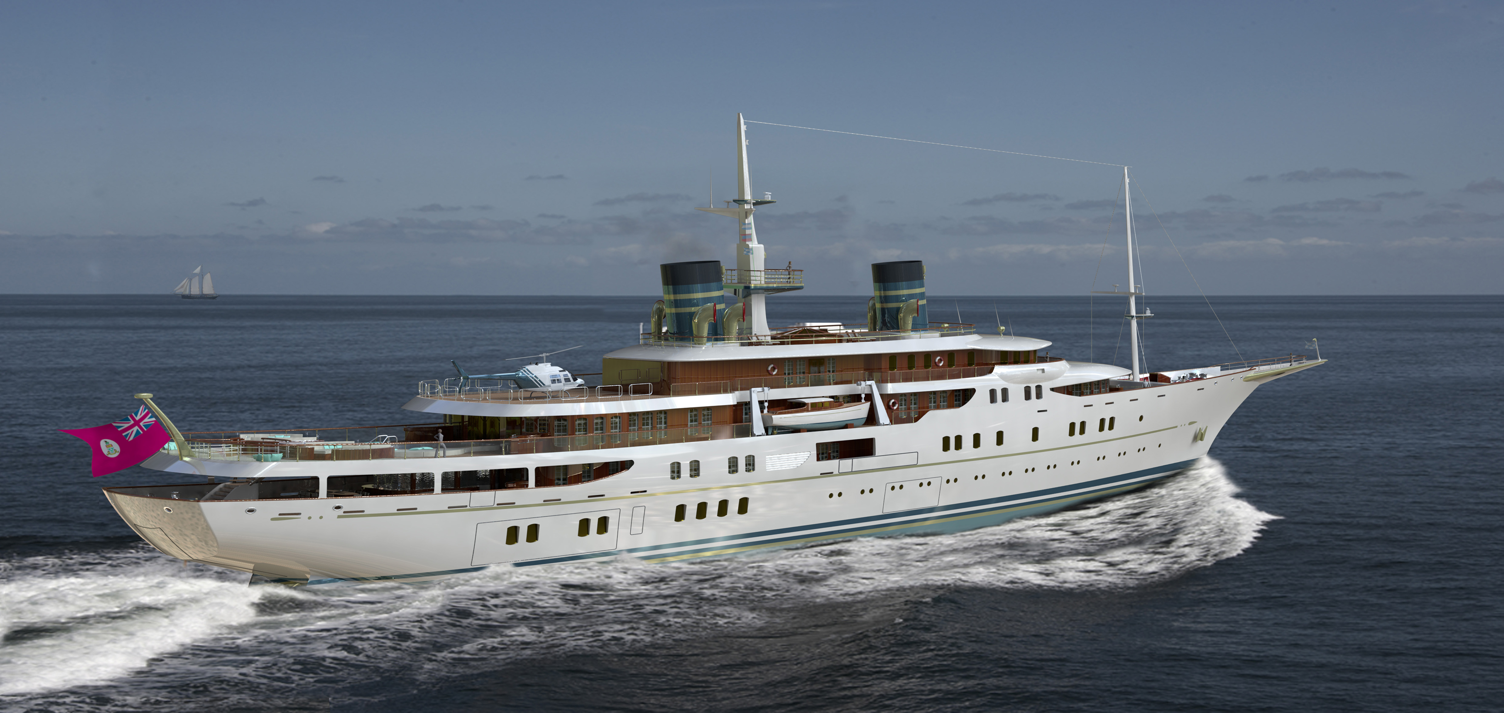 Vintage yachts yacht charter superyacht news for Vintage motor yachts for sale