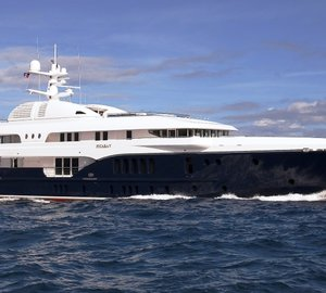The Nobiskrug Sycara V Yacht wins Best Displacement Motor Yacht of 60m - 84m