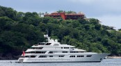 The Ocean Victory a Feadship Xl and the first yacht in this series with the Fountainhead yacht being the third