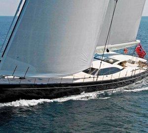 The Vitters Lady B yacht wins World Superyacht Award