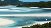 Whitsunday Island, Hill Inlet