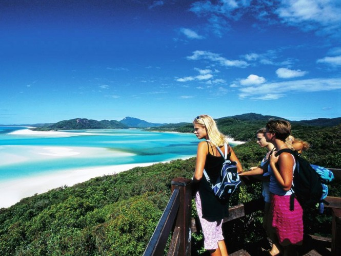Whitsunday Island, Tongue Point lookout