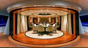 Yacht Imagine - Dining room