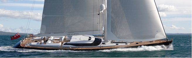 Yacht Imagine a 2011 ShowBoats Design Award Finalists
