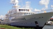 Yacht Musashi - a sistership to the 2011 launched Feadship Yacht Fountainhead