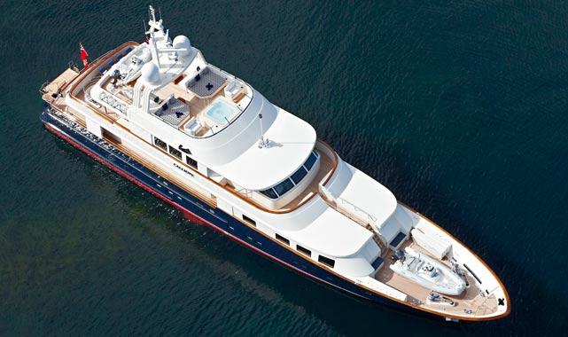 Yacht Calliope