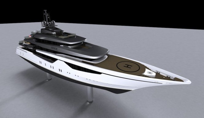 73m icon 73 milano superyacht by hot lab design luxury yacht charter superyacht news. Black Bedroom Furniture Sets. Home Design Ideas