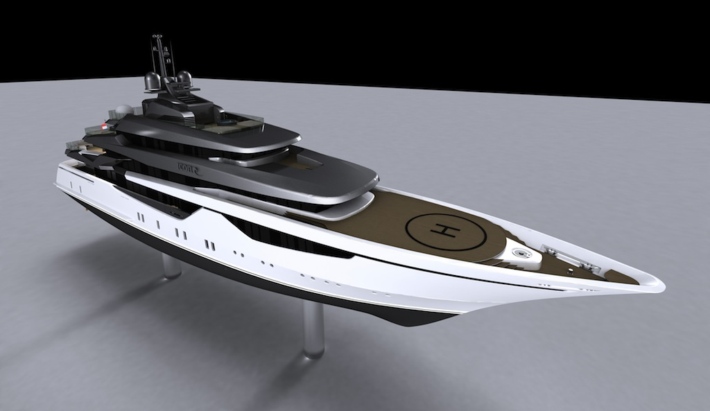 73m icon 73 milano superyacht by hot lab design yacht charter superyacht news. Black Bedroom Furniture Sets. Home Design Ideas