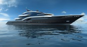 90m motor yacht DP009 by Oceanco designed by Luiz De Basto