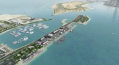 Abu Dhabi building &acirc;Destination Village&acirc; for Volvo Ocean Race