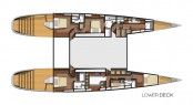 Blue Coast 88 Catamaran Yacht Plans