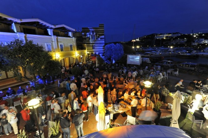 Crew Party at The 2011 Loro Piana Superyacht Regatta