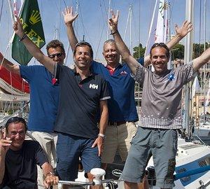 Giraglia Rolex Cup 2011: Sailing yacht Foxy Lady Wins