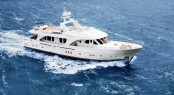 Fourth Moonen 97 Motor yacht completes Sea trials
