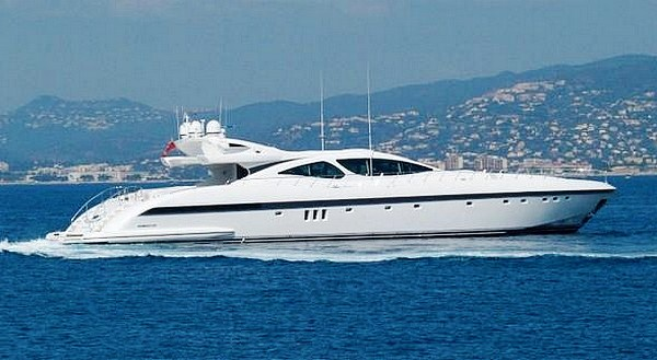 Mangusta 130 yacht CELCASCOR