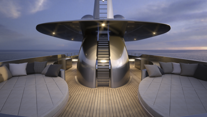 Mondo45 Explorer motoryacht by Mondo Marine and Sergio Cutolo