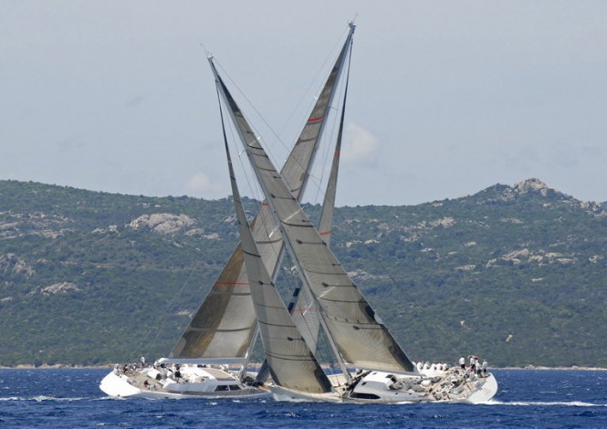 SW 100 DS I-Sea The 2011 Loro Piana Superyacht Regatta
