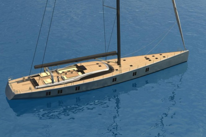 Sailing Yacht Sarissa by Vitters Shipyard