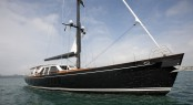 Sailing yacht AKALAM Profile - Credit: Lloyd Images